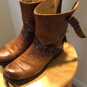 Brown Frye Boots in size 9.5